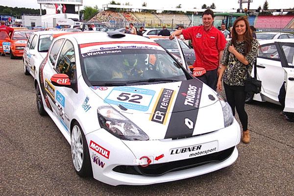 """GTWC Hockenheim """"Die Zweite"""" - LUBNER Motorsport startete mit 5 Fahrzeugen"""